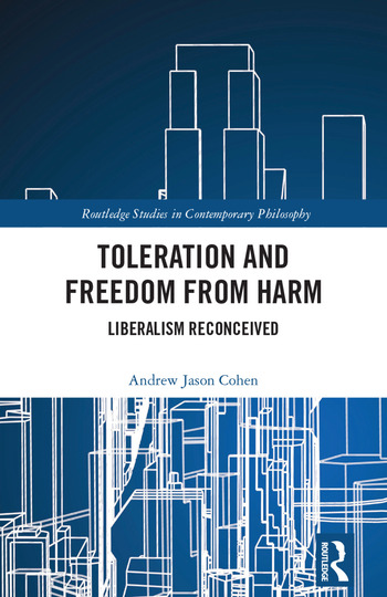 Toleration and Freedom from Harm Liberalism Reconceived book cover