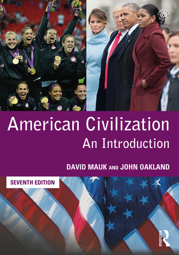 American Civilization An Introduction book cover