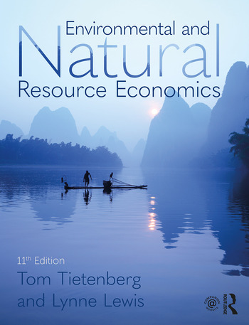 Environmental and Natural Resource Economics book cover