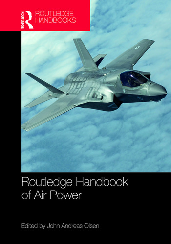 Routledge Handbook of Air Power book cover