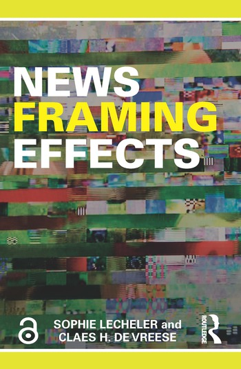 News Framing Effects book cover