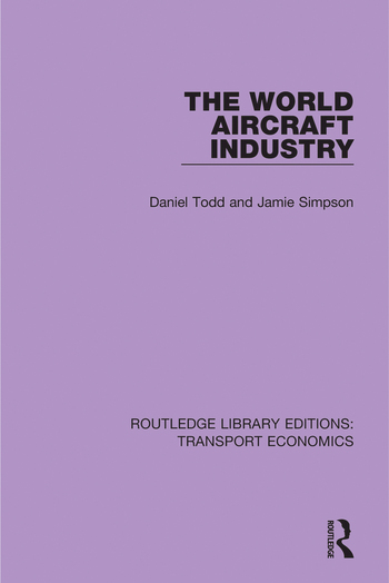 The World Aircraft Industry book cover