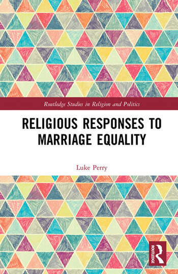 Religious Responses to Marriage Equality book cover