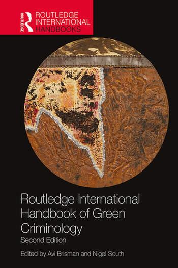 Routledge International Handbook of Green Criminology book cover