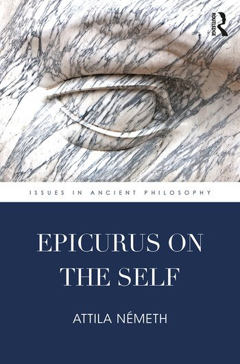 Epicurus on the Self book cover