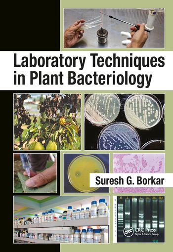 Laboratory Techniques in Plant Bacteriology book cover