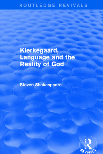 Kierkegaard, Language and the Reality of God book cover