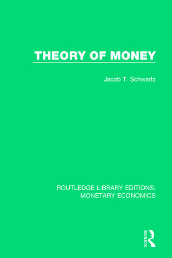 Theory of Money book cover