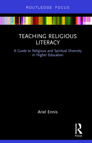 Teaching Religious Literacy A Guide to Religious and Spiritual Diversity in Higher Education book cover