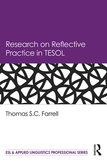 Research on Reflective Practice in TESOL book cover