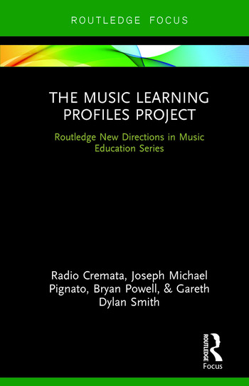 The Music Learning Profiles Project Let's Take This Outside book cover
