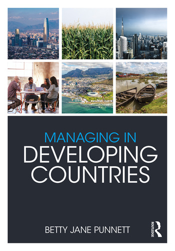 Managing in Developing Countries book cover