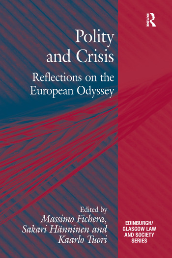 Polity and Crisis Reflections on the European Odyssey book cover