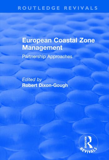 European Coastal Zone Management Partnership Approaches book cover