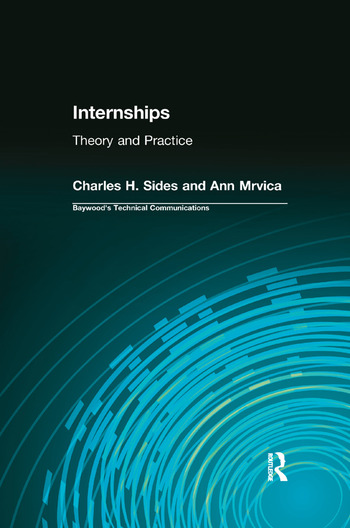 Internships Theory and Practice book cover