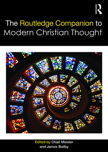 The Routledge Companion to Modern Christian Thought book cover