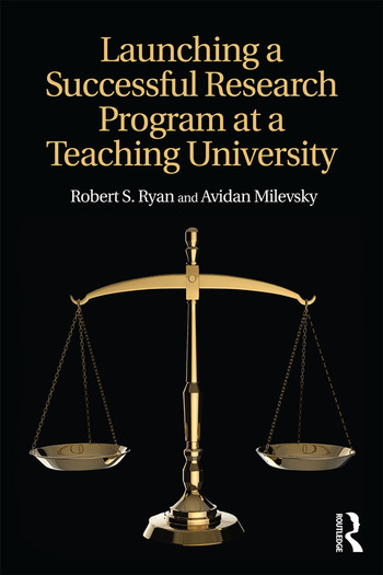Launching a Successful Research Program at a Teaching University book cover