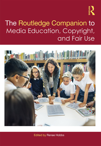 Book Cover Images Fair Use ~ The routledge companion to media education copyright and