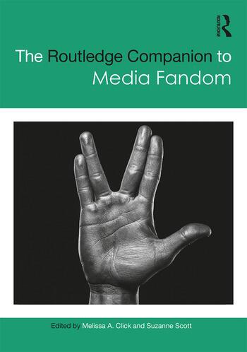 The Routledge Companion to Media Fandom book cover
