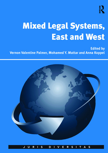 Mixed Legal Systems, East and West book cover