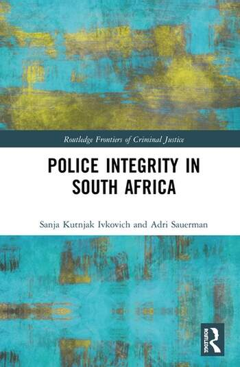 Police Integrity in South Africa book cover