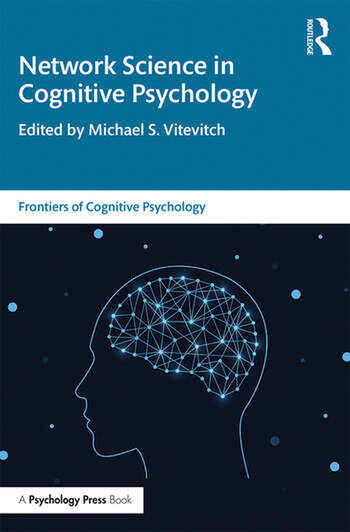 Network Science in Cognitive Psychology book cover
