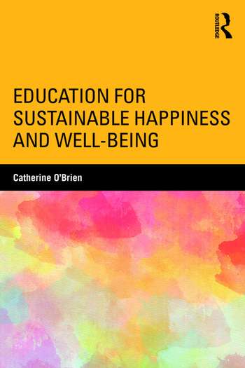Education for Sustainable Happiness and Well-Being book cover