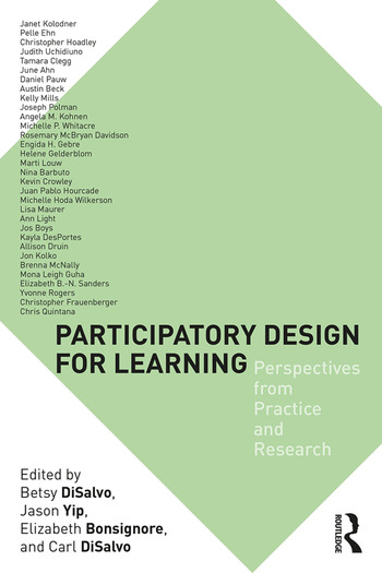 Participatory Design for Learning Perspectives from Practice and Research book cover