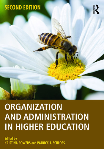Organization and Administration in Higher Education book cover