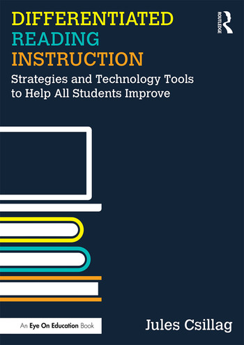 Differentiated Reading Instruction Strategies and Technology Tools to Help All Students Improve book cover