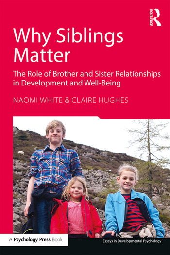 Why Siblings Matter The Role of Brother and Sister Relationships in Development and Well-Being book cover