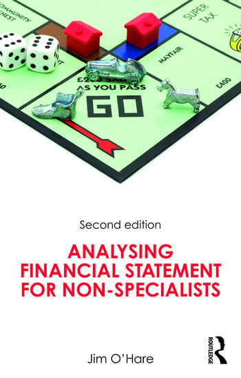 Analysing Financial Statements for Non-Specialists book cover