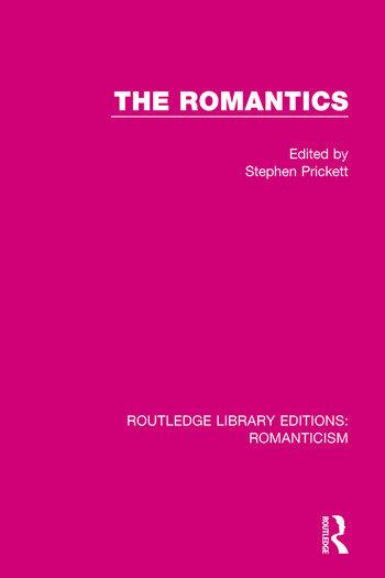 The Romantics book cover