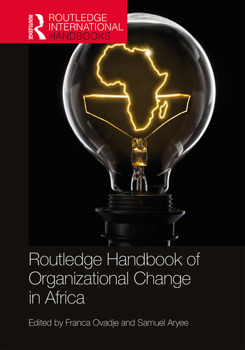 Routledge Handbook of Organizational Change in Africa book cover
