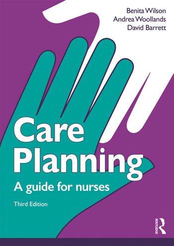 Care Planning A guide for nurses book cover