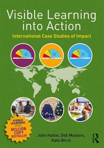 Visible Learning into Action International Case Studies of Impact book cover