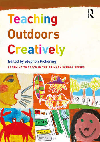 Teaching Outdoors Creatively book cover