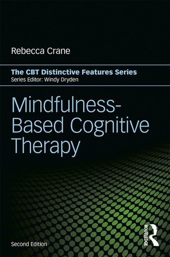 Mindfulness-Based Cognitive Therapy Distinctive Features book cover