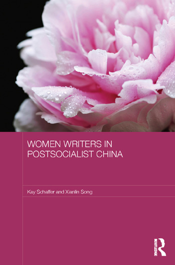 Women Writers in Postsocialist China book cover