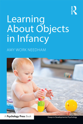 Learning About Objects in Infancy book cover