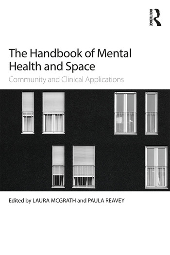The Handbook of Mental Health and Space Community and Clinical Applications book cover