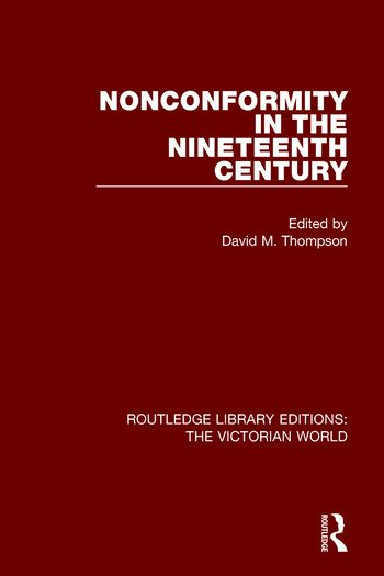 Nonconformity in the Nineteenth Century book cover