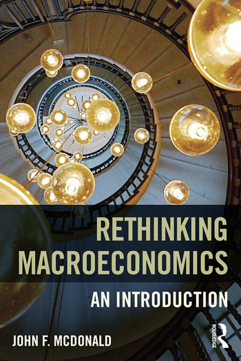 Rethinking Macroeconomics An introduction book cover