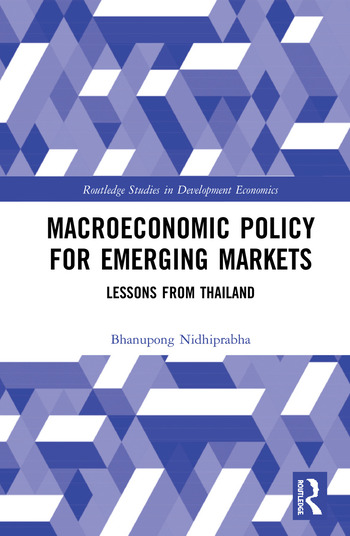 Macroeconomic Policy for Emerging Markets Lessons from Thailand book cover