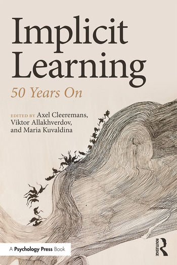 Implicit Learning 50 Years On book cover