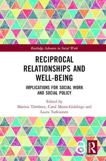 Reciprocal Relationships and Well-being Implications for Social Work and Social Policy book cover