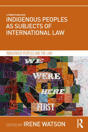 Indigenous Peoples as Subjects of International Law book cover