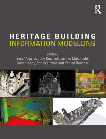 Heritage Building Information Modelling book cover