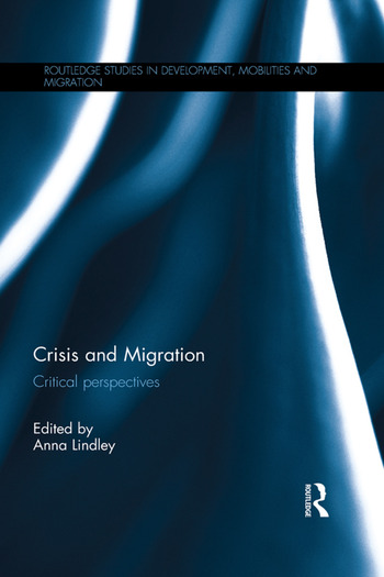 Crisis and Migration Critical Perspectives book cover
