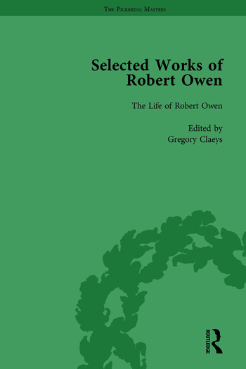 The Selected Works of Robert Owen Vol IV book cover